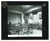view Interior view of Little Theater at Detroit Society of Arts and Crafts building at 47 Watson Street, Detroit digital asset number 1