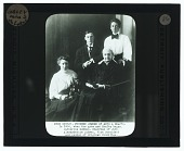view A group of founder members of the Detroit Society of Arts and Crafts digital asset number 1