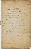 view George H. Clements to J. Eastman Chase digital asset: page 1