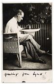 view Alfred Vance Churchill papers regarding Lyonel Feininger, 1888-1944 digital asset number 1