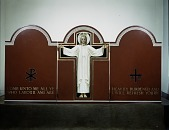 view Color transparency of mural triptych <em>Come Unto Me All</em> by Hildreth Meiere digital asset number 1