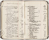 view Accounts for Eliot Clark's tour of Europe digital asset: page