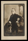view Charles J. Connick as a boy digital asset number 1
