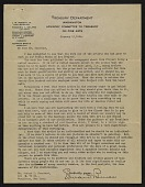 view Edward Bruce, Washington, D.C. letter to George Constant, New York, N.Y. digital asset number 1