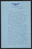 view George Stout letter to W. G. Constable digital asset: page