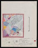 view Design sketch for crazy quilt digital asset number 1