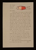 view Maria Motherwell letter to Joseph Cornell digital asset number 1