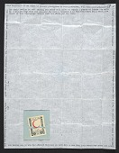 view Joseph Cornell, Flushing, N.Y. letter to Marcel Duchamp, New York, N.Y. digital asset number 1