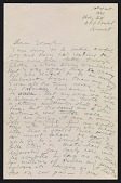view Pavel Tchelitchew letter to Joseph Cornell digital asset number 1