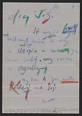 view Roberto Matta letter to Joseph Cornell digital asset: page 4