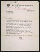 view Edwin Bergman, Ind. letter to Joseph Cornell, Flushing, N.Y. digital asset number 1