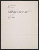 view Edwin Bergman, Chicago, Ill. letter to Elizabeth Cornell Benton, Westhampton, N.Y. digital asset number 1