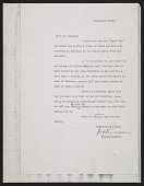 view Joseph Cornell letter to Edwin Bergman digital asset number 1