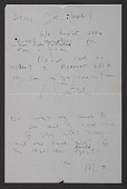 view Roberto Matta letter to Joseph Cornell digital asset number 1