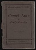 view Comet lore digital asset: cover