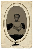 view Louise King Cox as a child. digital asset number 1