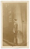 view Allyn Cox in military uniform digital asset number 1