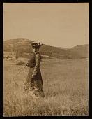 view Florence Ballin Cramer bird hunting digital asset number 1