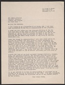 view Phyllis Crawford letter to Audrey McMahon digital asset number 1