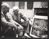 view Jean Crotti and Georges Braque digital asset number 1