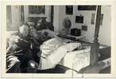 view Photograph of Frida Kahlo and Diego Rivera reclining, Coyoacán, Mexico digital asset number 1