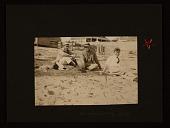 view Konrad Cramer, John Reed and Andrew Dasburg, on a beach, in Provincetown digital asset number 1