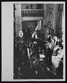 """view Photograph of """"Giveaway"""" exhibition event at Mayflower Hotel, Washington D.C. digital asset number 1"""