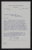view Lockwood de Forest papers digital asset: A, Miscellaneous: 1883-1926
