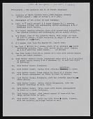 view Exhibition Inventories and Lists digital asset: Exhibition Inventories and Lists: 1975-1978