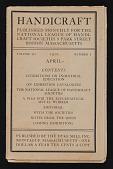 view Handicraft digital asset: Handicraft: 1910
