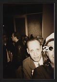 view John Waters and Colin de Land at a party digital asset number 1