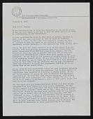 view Mel Henderson letter to Eleanor Dickinson digital asset: page