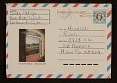 view Zaida Ortega Dominguez letter to Humberto Dionisio digital asset number 1