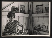 view Lois Dodd papers, 1945-2013 digital asset number 1