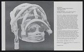 view Brochure for <em>AFRICOBRA: Exhibition of Chicago's African Commune of Bad Relevant Artists</em> digital asset number 1