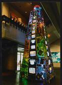 "view Nam June Paik's ""WAIS Station II"" installation at Carl Solway Gallery digital asset number 1"