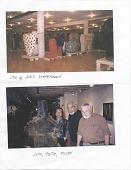 view Jun Kaneko's storeroom ; Jun Kaneko, Peter Voulkos, and Rudy Autio digital asset number 1