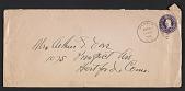 view Arthur Dove letter to Helen Torr Dove digital asset: envelope