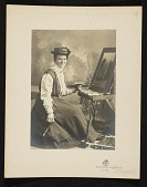 view Dorothea A. Dreier papers, 1881-1941, bulk 1887-1923 digital asset number 1