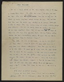 "view Guy Pène Du Bois short story ""1907 New York"" digital asset: page 1"