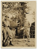 view Frank DuMond and Willard Metcalf fishing digital asset number 1