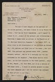 view Charles X. Harris letter to Mrs. Theodore V. Boynton digital asset number 1