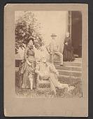 view Frank Duveneck and Elizabeth Boott Duveneck papers, 1851-1972, bulk 1851-1919 digital asset number 1