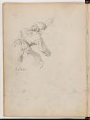 view Sketch from Frank Duveneck sketchbook digital asset number 1