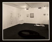 view Installation view of <em>Language III</em> at the Dwan Gallery in New York digital asset number 1
