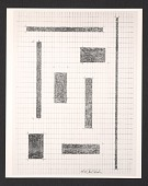 view <em>Carl Andre: Cuts</em> at the Dwan Gallery, Los Angeles digital asset number 1