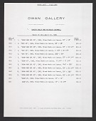 view Price list for Dakota Daley and Nicholas Quennell exhibition digital asset number 1