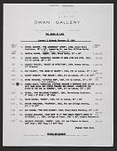 view Price list for <em>Arena of Love</em> exhibition digital asset number 1