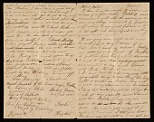"view Thomas Eakins letter to ""mommy"" digital asset: pages 1"