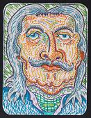 view Walt Evans mail art to John Evans digital asset number 1